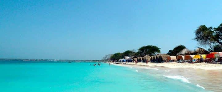 Isla Baru Cartagena Colombia