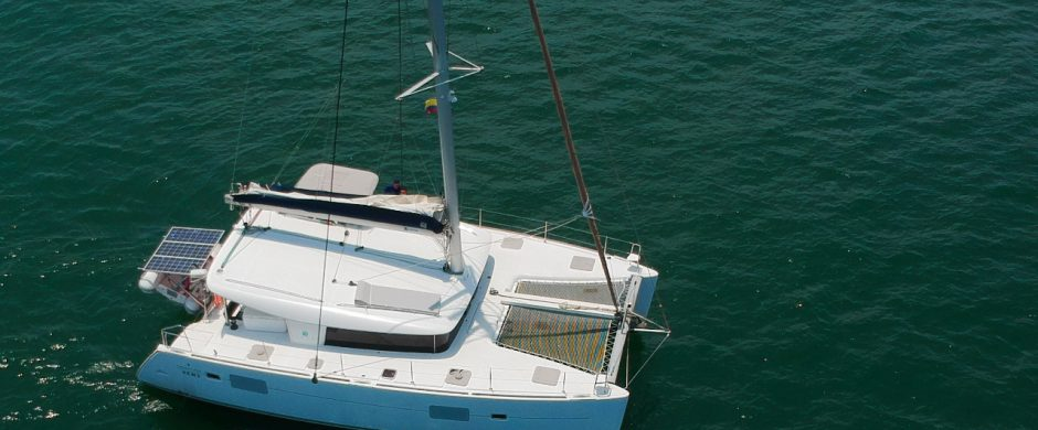 Catamarán III